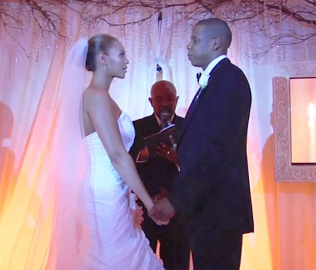 9 Things You Didn't Know About Beyoncé and Jay Z's Wedding (Until Now)
