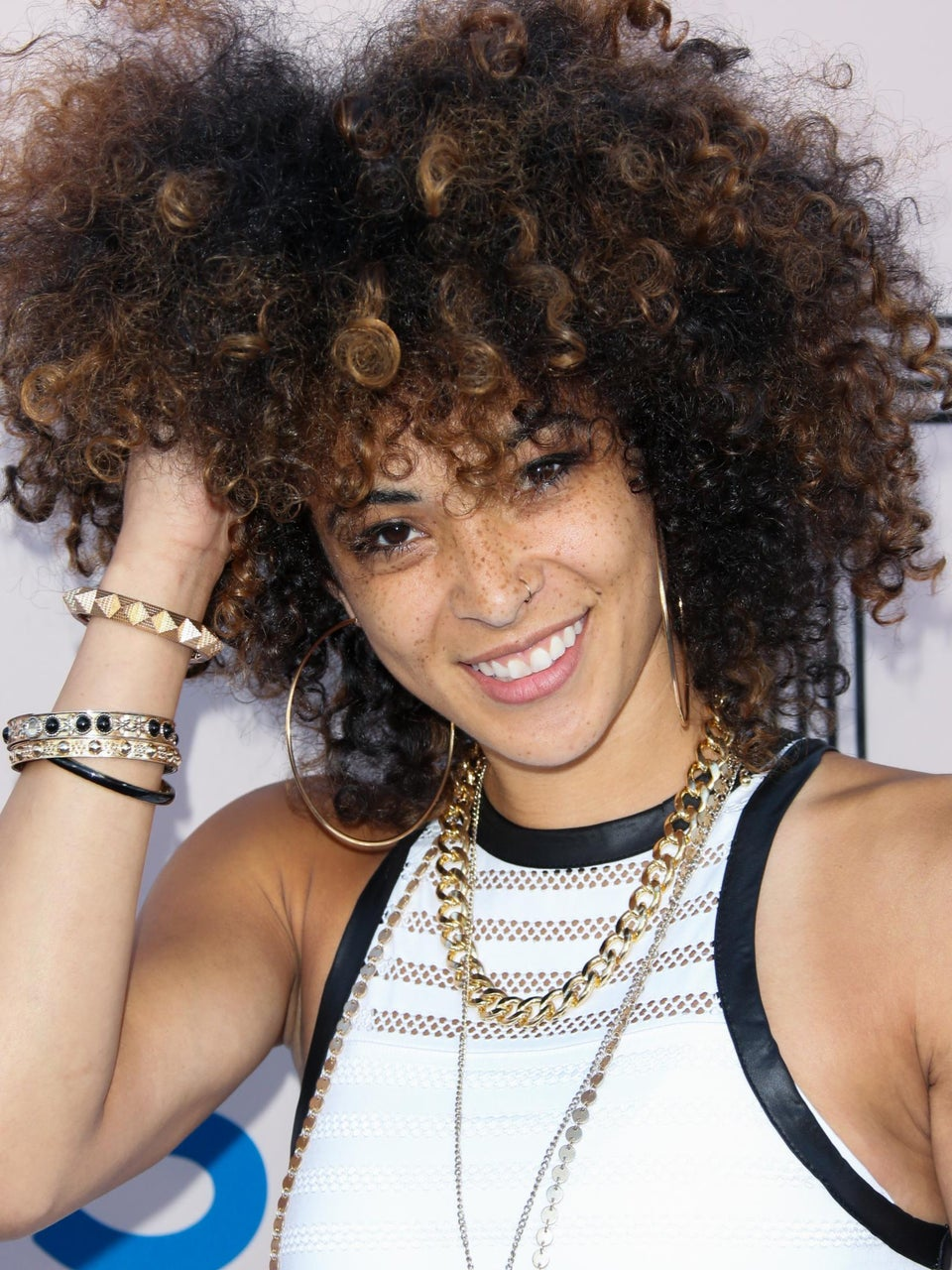 Songstress Kandace Springs Shares Her Trifecta For Perfect Curls