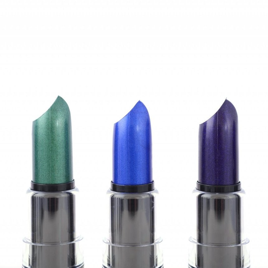 These Acqua-Hued Lipsticks Will Own Spring