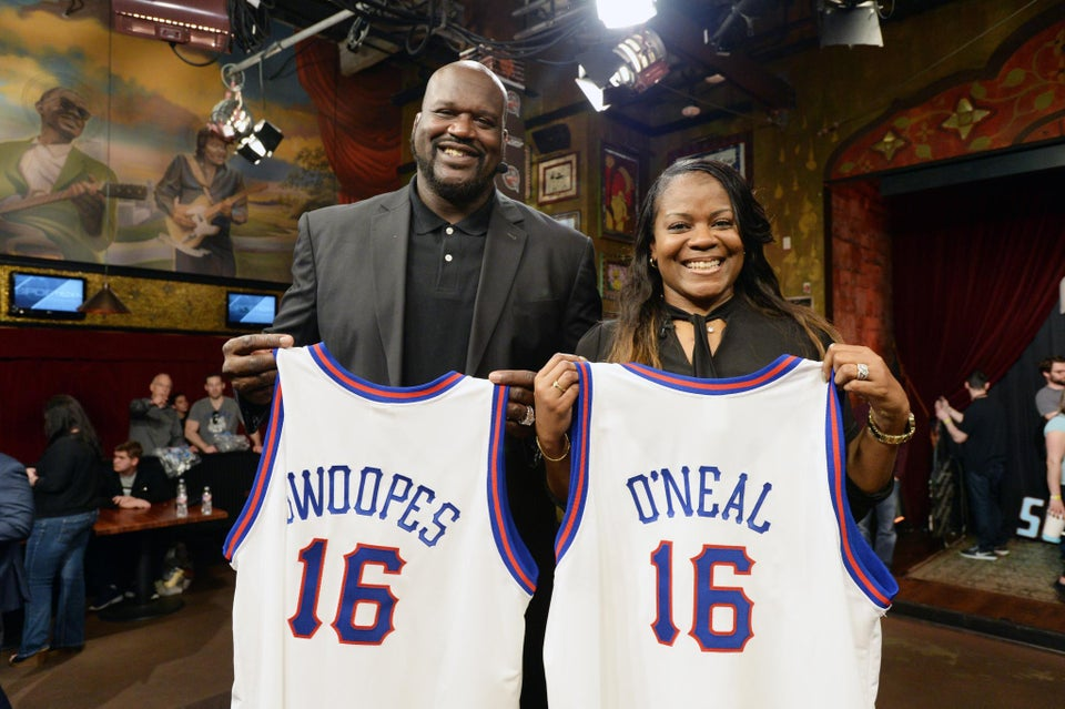 Women's Basketball Legend Sheryl Swoopes Inducted Into the Basketball Hall Of Fame
