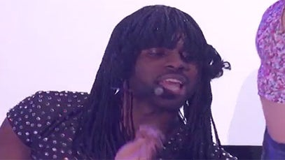 Jason Derulo Channels Rick James on 'Lip Sync Battle'