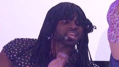 Jason Derulo Channels Rick James on 'Lip Sync Battle'