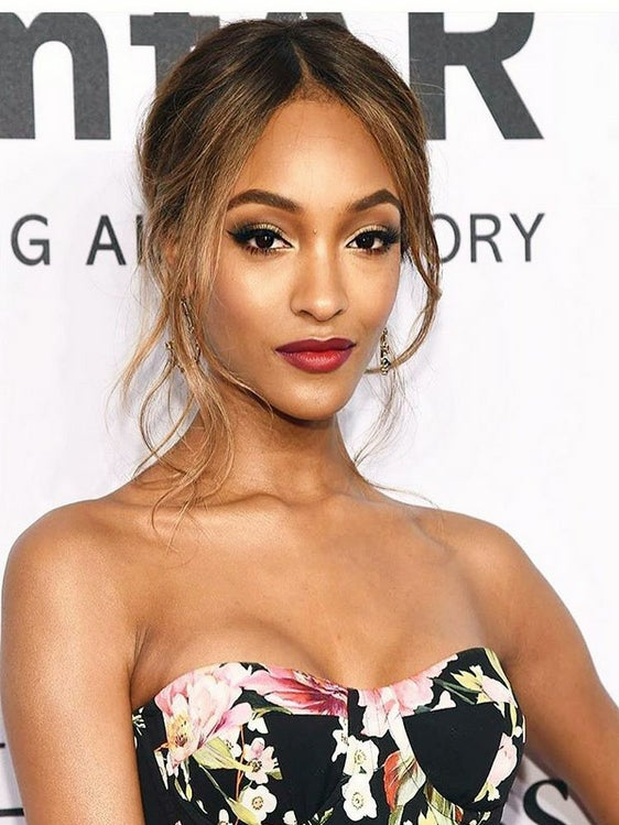 Now We Know How Supermodel Jourdan Dunn Keeps Her Skin Camera-Ready