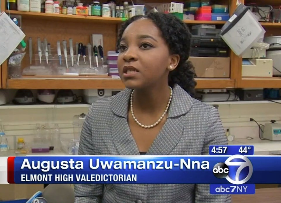 #BlackGirlMagic! Long Island Teen Girl Accepted to All 8 Ivy League Colleges
