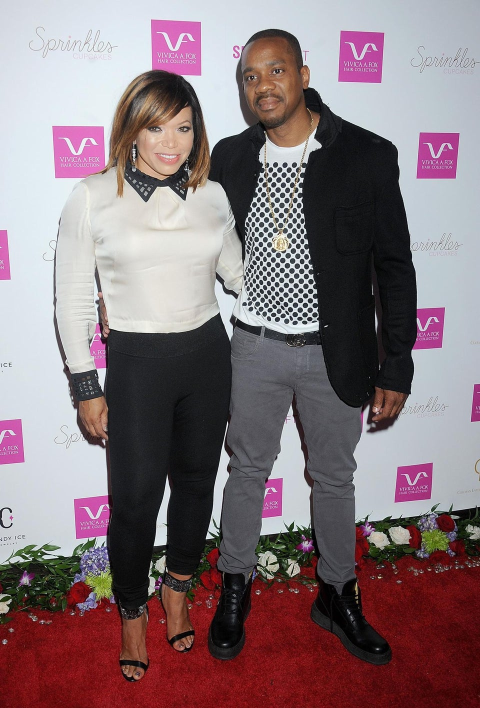 Tisha Campbell-Martin and Duane Martin Speak Out on Filing for Bankruptcy
