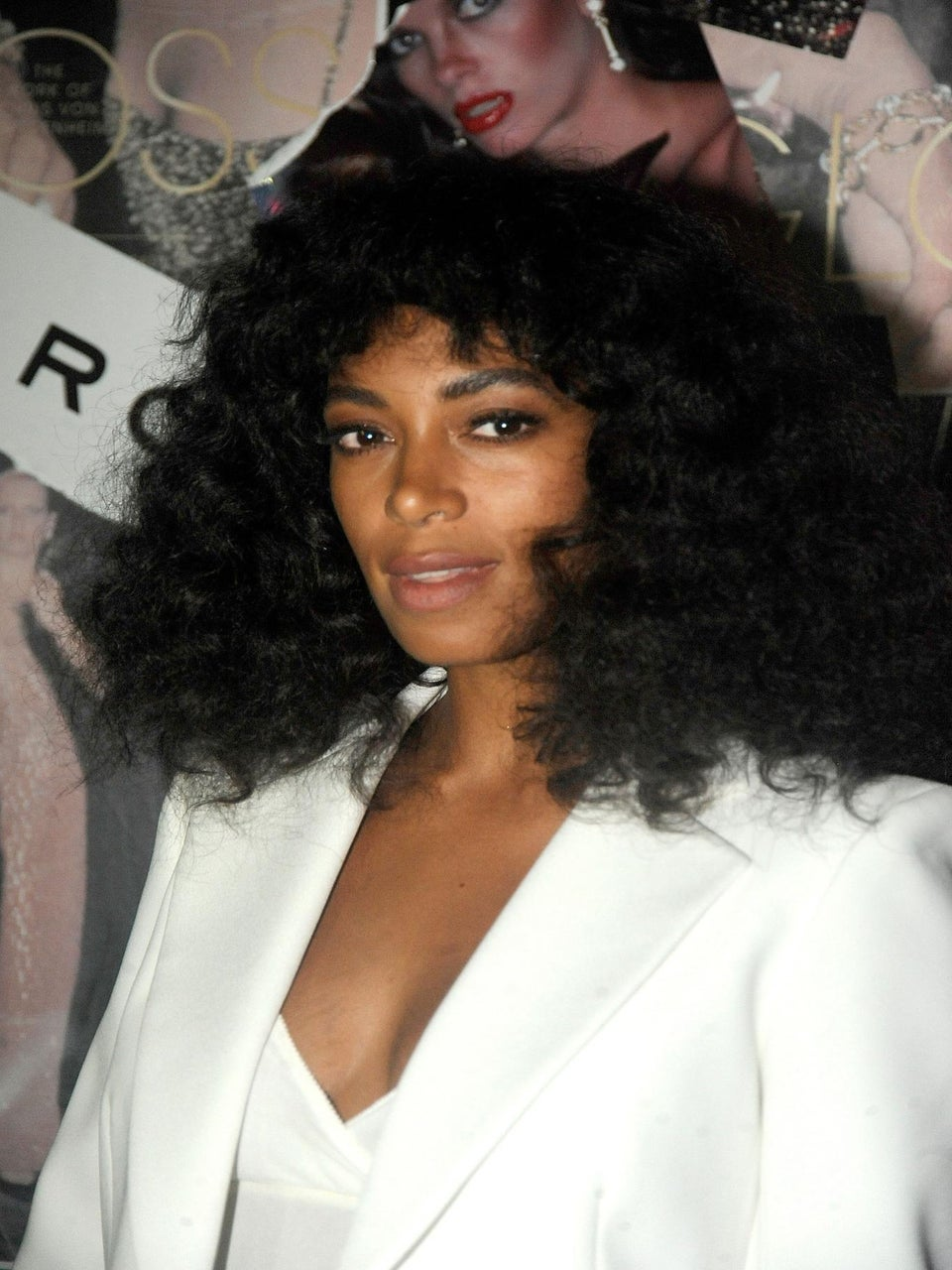 Solange Calls LisaRaye McCoy-Misick Her 'Style Icon' and Channels Her White Hot Style