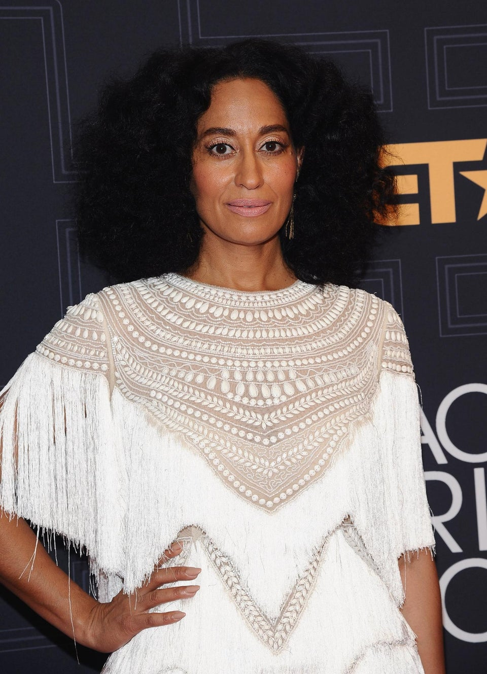Tracee Ellis Ross' First Encounter with Prince Was Pretty Hilarious
