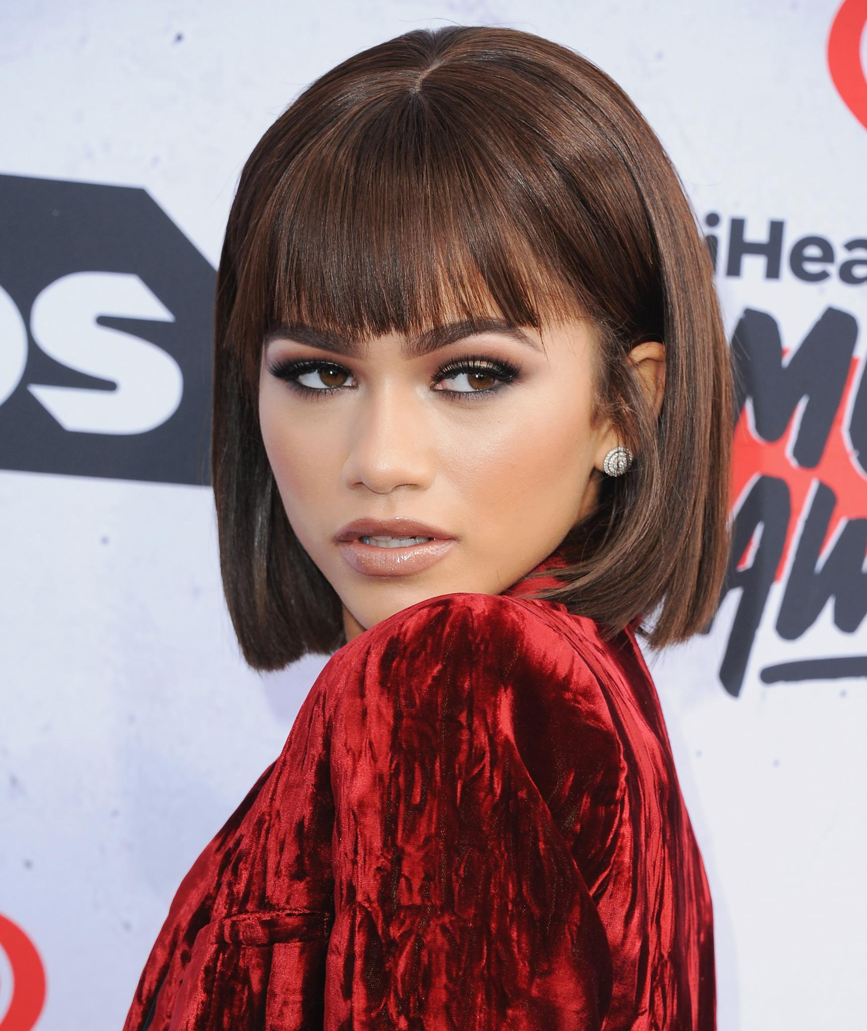 Zendaya Shuts Down Natural Beauty Hater With Two Words