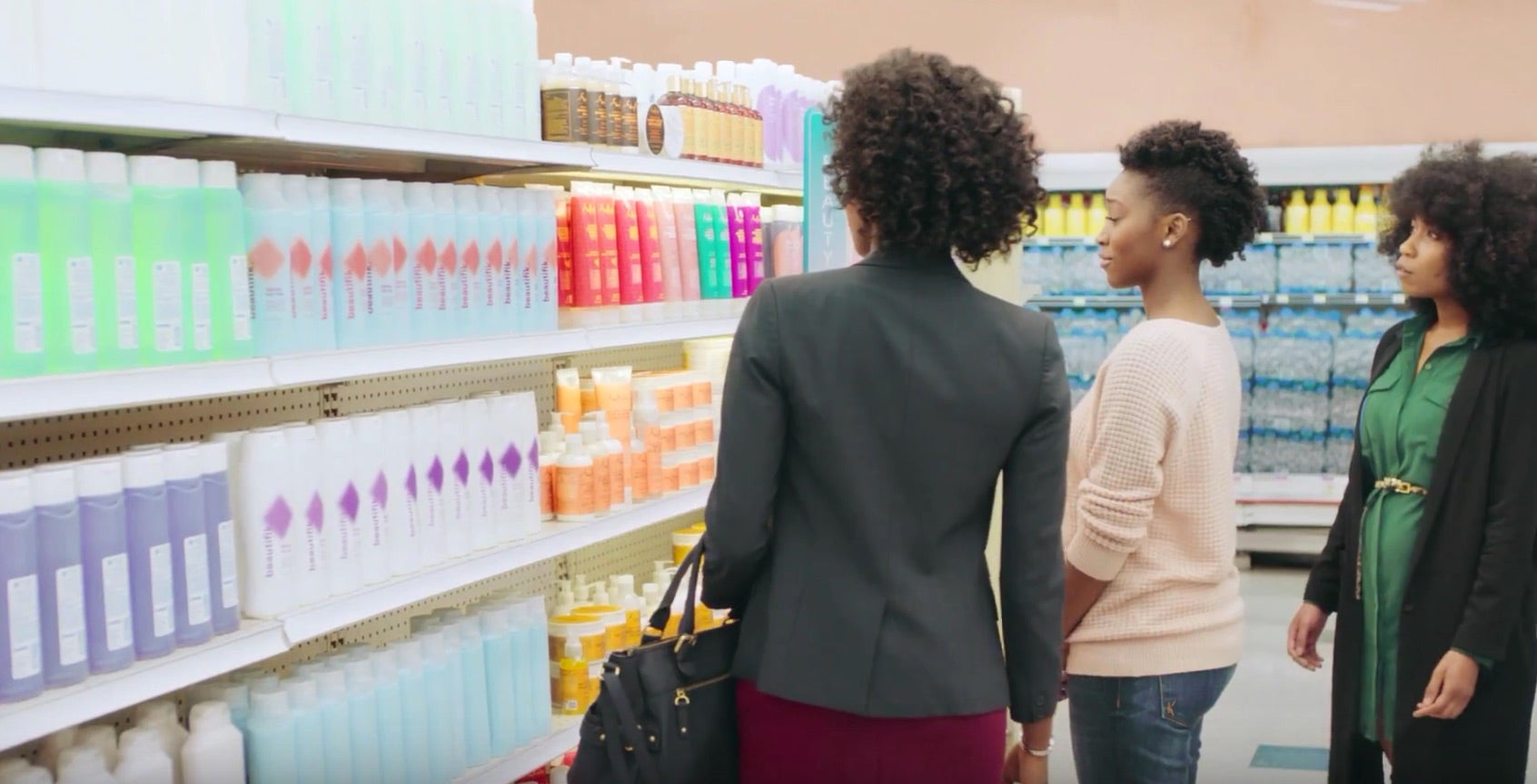 SheaMoisture Launches #BreakTheWalls Campaign To Highlight Division In Beauty Aisles