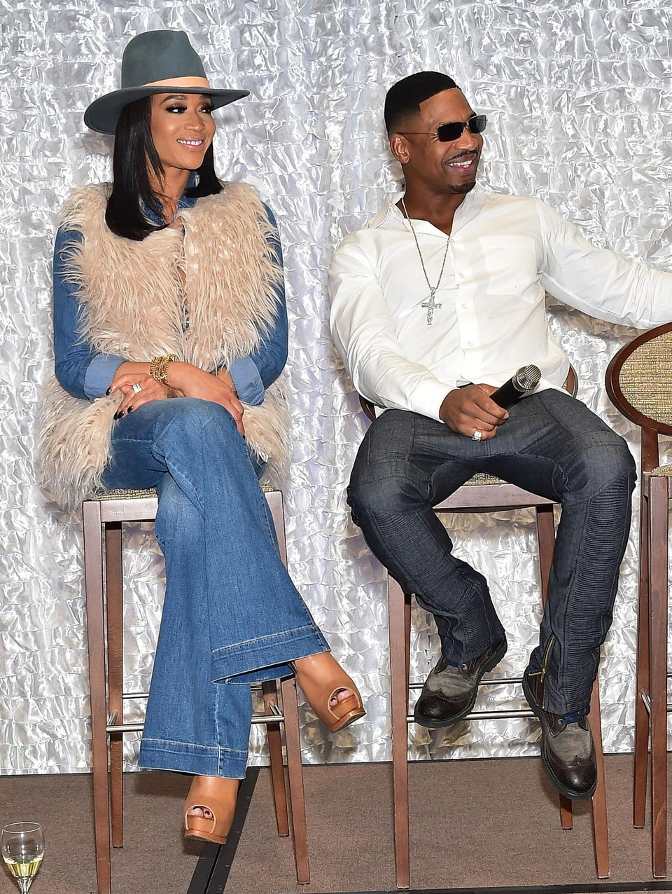 Stevie J Reportedly Doesn't Approve Of Mimi Faust's New Relationship… Hypocrite Much?