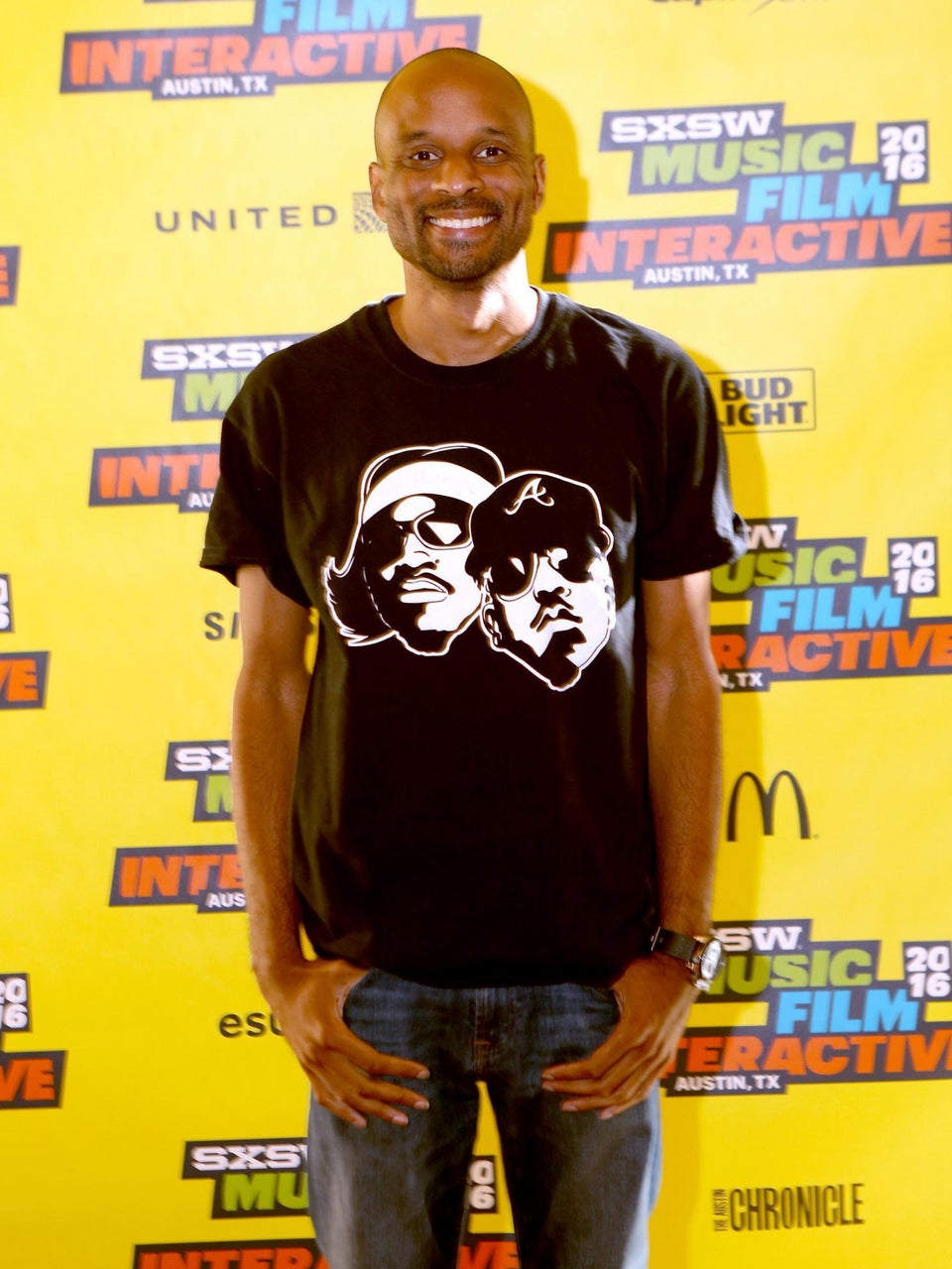 Bomani Jones Rocks 'Caucasians' Shirt on ESPN and Twitter Can't Handle It