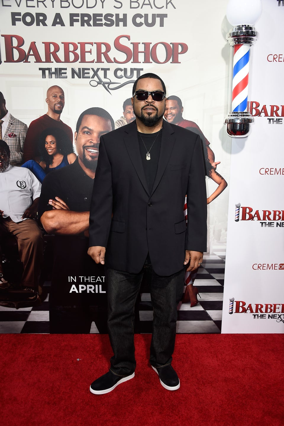 Ice Cube Speaks on Racial Justice: 'A Lot of People Blur Black Lives Matter With Black-on-Black Crime'