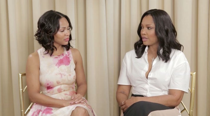 Meagan Good and Garcelle Beauvais Get Real About Being Black Women in Hollywood