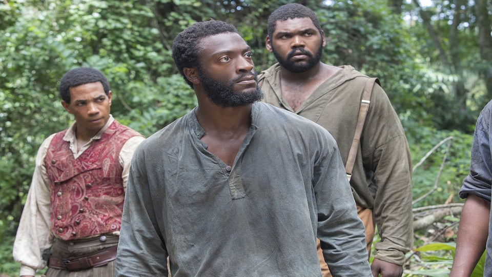 The Season Finale of 'Underground' Gave Us Serious Goosebumps