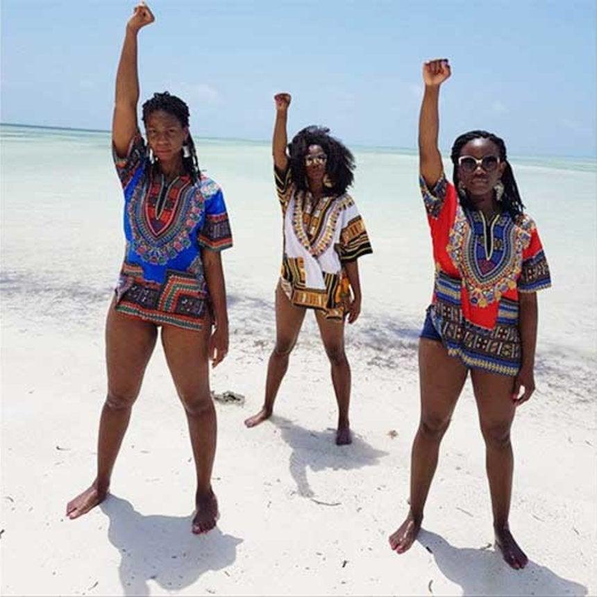 15 Best Black Travel Moments You Missed This Week: Sisterhood In Tanzania