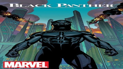 Ta-Nehisi Coates's 'Black Panther' is the Best Selling Comic of the Year