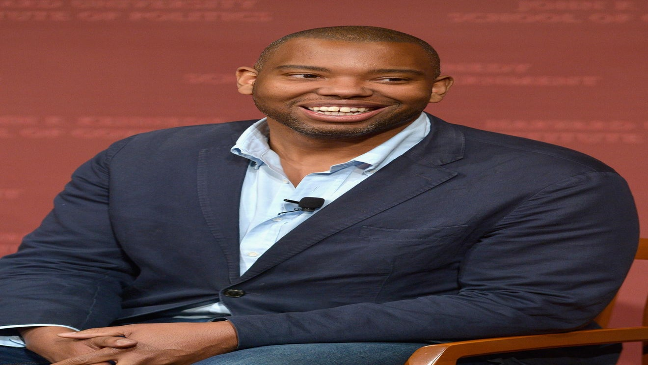Ta-Nehisi Coates Will Curate a New York City Literary Festival