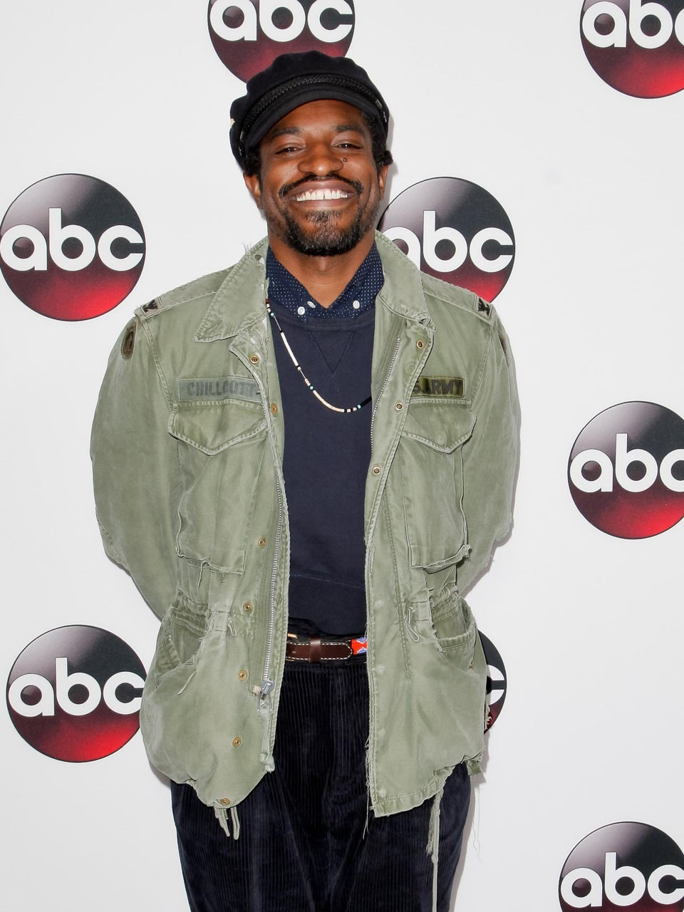 If This Photo Is Proof, Then Andre 3000 Is Working on an Album