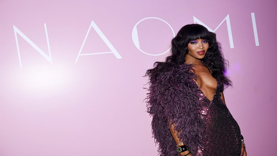 Naomi Campbell Reveals Her Five Biggest Beauty Secrets