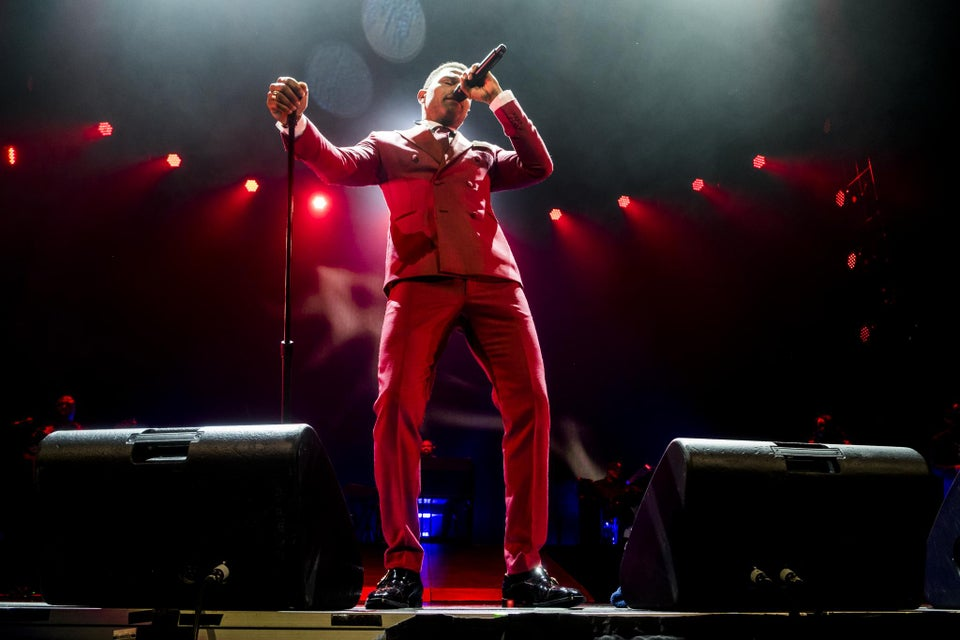 ESSENCE Fest Headliner Maxwell Dishes on Having 'No Swag' and the Haircut That Had Fans Crying