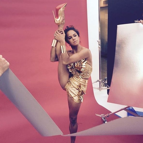 Misty Copeland Accused Of Photoshopping Image, Ballerina Defends Her Actions
