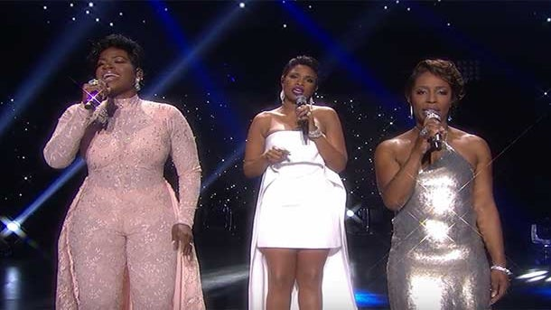 Fantasia, Jennifer Hudson & Latoya London Reunite to Slay Their 'American Idol' Finale Performance