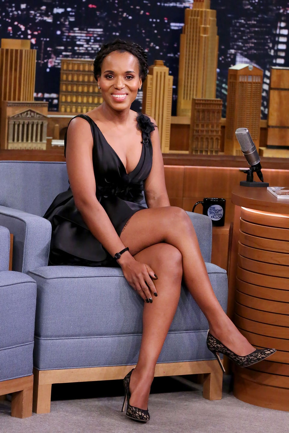 Kerry Washington Signs Development Deal with ABC