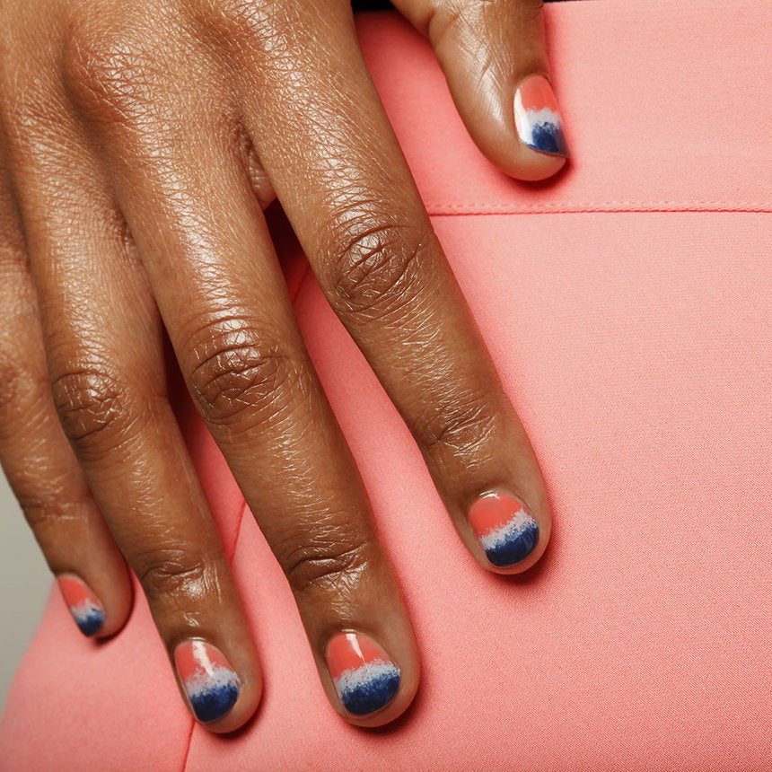 Nail Rehab The Right Way To Polish Your Nails