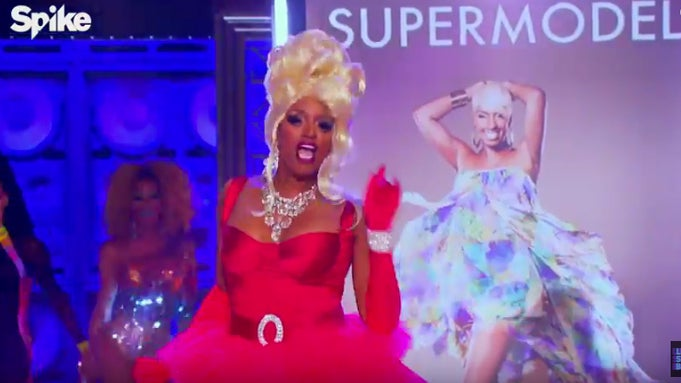 You Have to See NeNe Leakes Perform on 'Lip Sync Battle' This Week