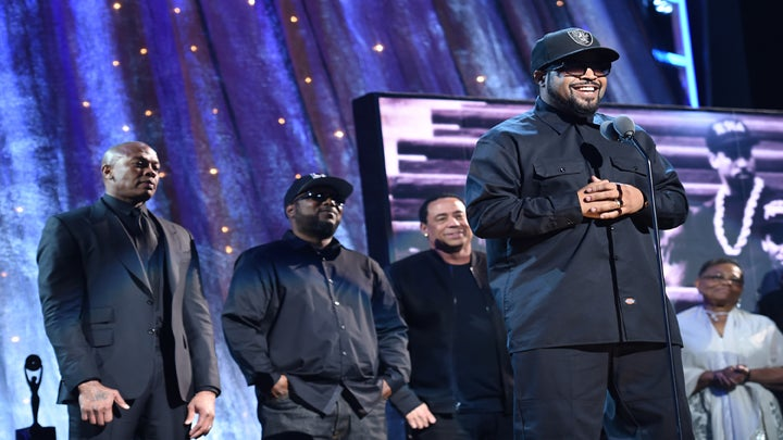 Ice Cube and Gene Simmons Swap Words Regarding Rock and Roll Hall of Fame Induction