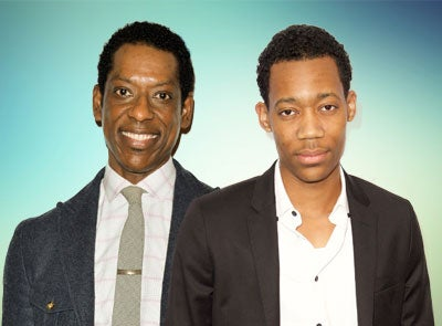 Orlando Jones is NOT Tyler James Williams's Father! (Just in Case You Need to Know)