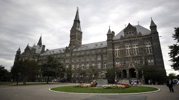 Descendants Of Georgetown Slaves To Attend The University