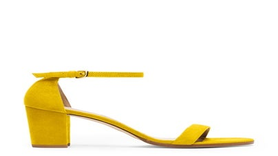 Stuart Weitzman Debuts a Pair of Shoes That Slay…and Build Schools