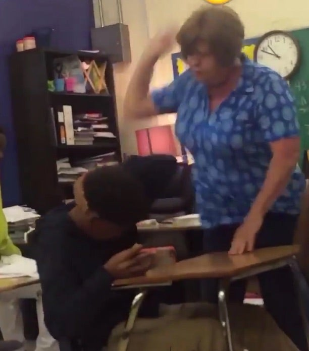 Texas Teacher Arrested for Assaulting Student After Video of Attack Went Viral