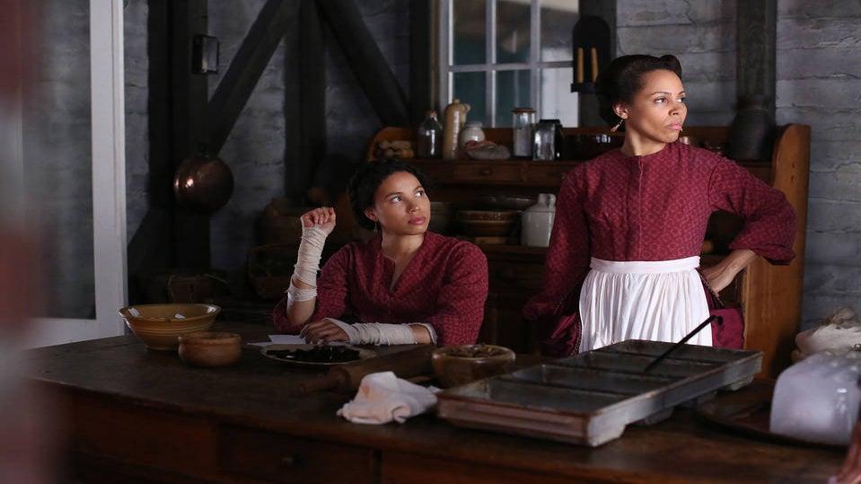 'Underground's' Amirah Vann (Ernestine) on Portraying History in the Hit Series
