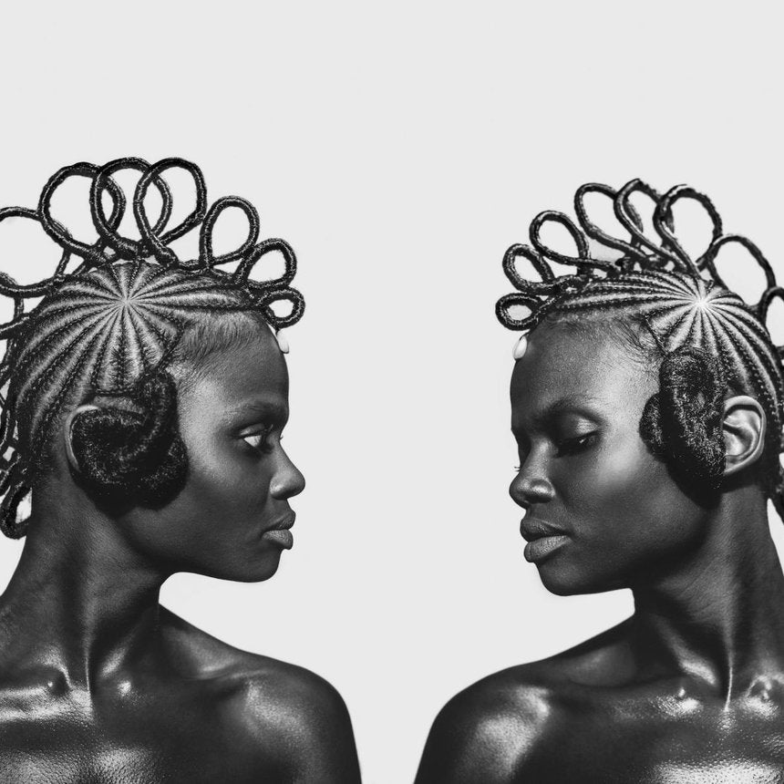 Prepare To Be in Awe of Shani Crowe's BRAIDS Project