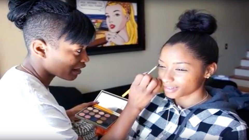 Keke Palmer Wants Her Own Makeup Line