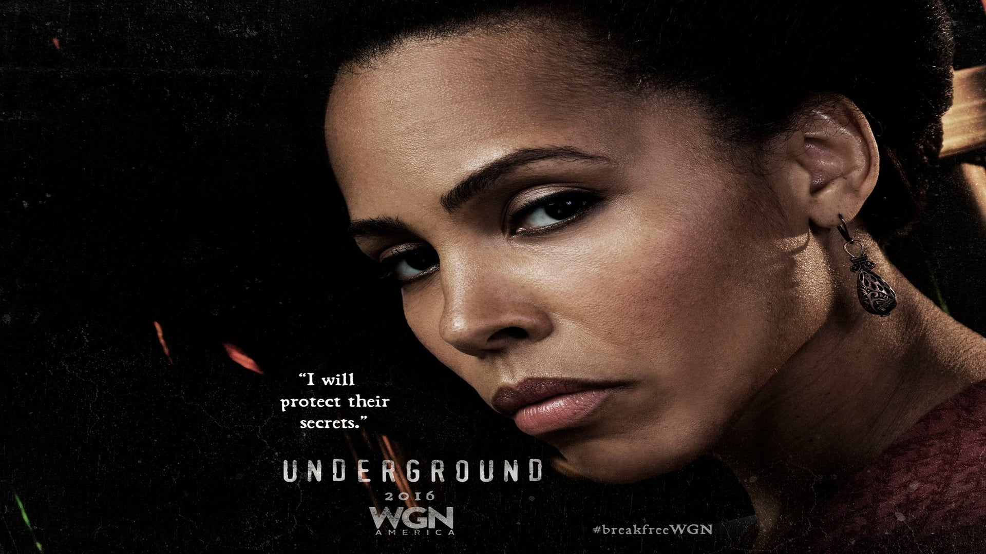 Oh, Hey Ernestine! 5 Things to Know About 'Underground' Star Amirah Vann