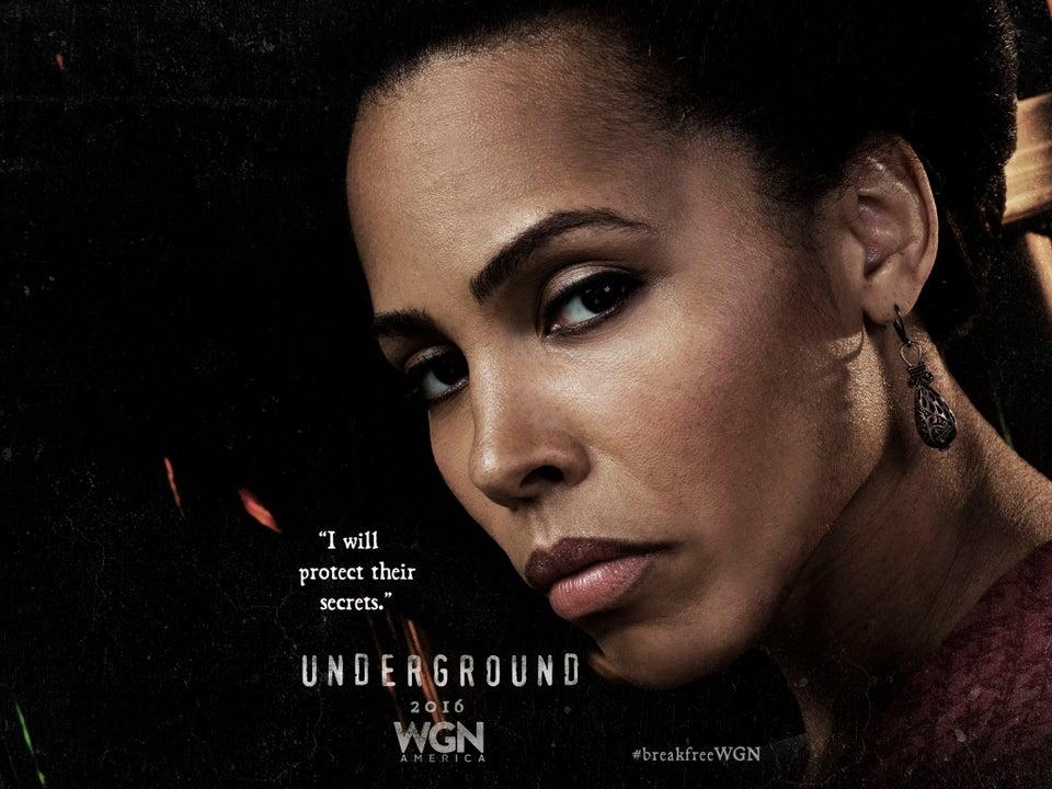 Oh, Hey Ernestine! 5 Things to Know About 'Underground' Star Amirah Vann