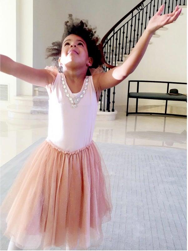 Beyoncé Threw Blue Ivy an Adorable Fairytale-Themed Party