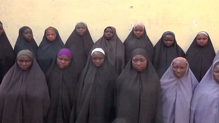 #BringBackOurGirls: Video Shows Proof of Life of Missing Nigerian Girls