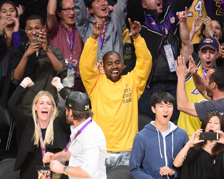 aafcb765c4c Celebrities at Kobe Bryant s Last Game - Essence