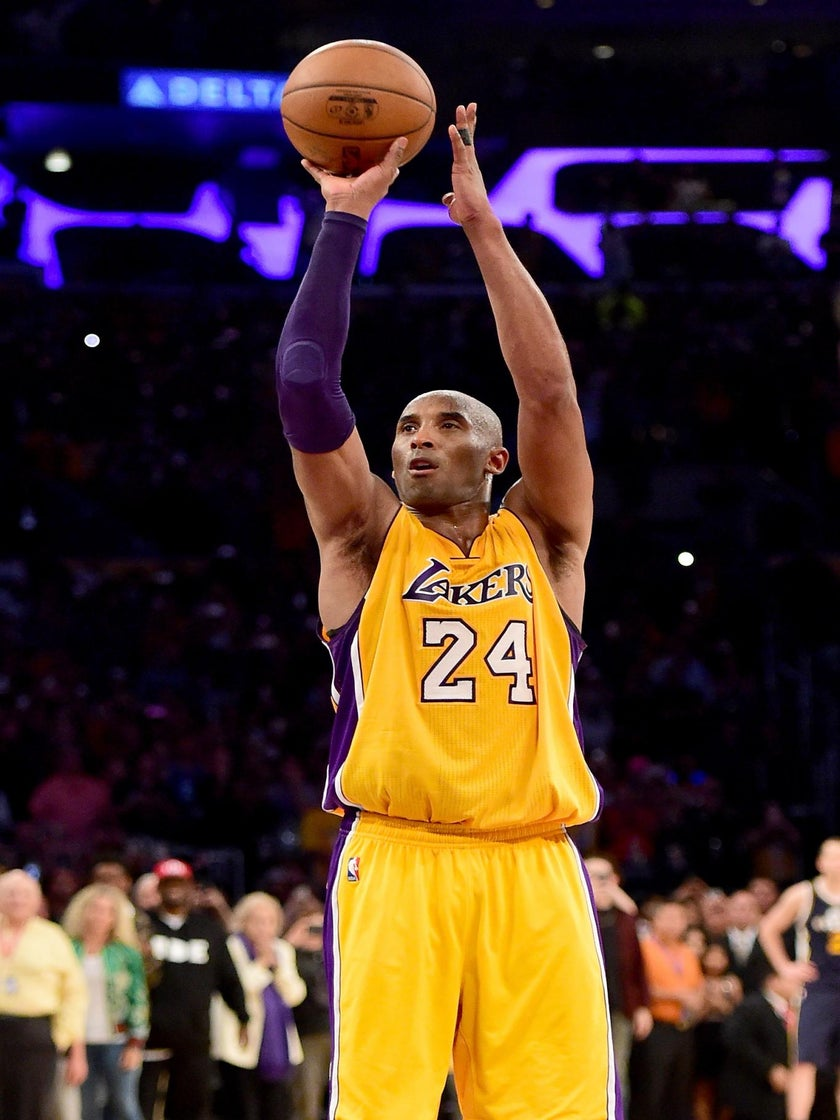 Tons of Celebrities Attended Kobe Bryant's Final Game