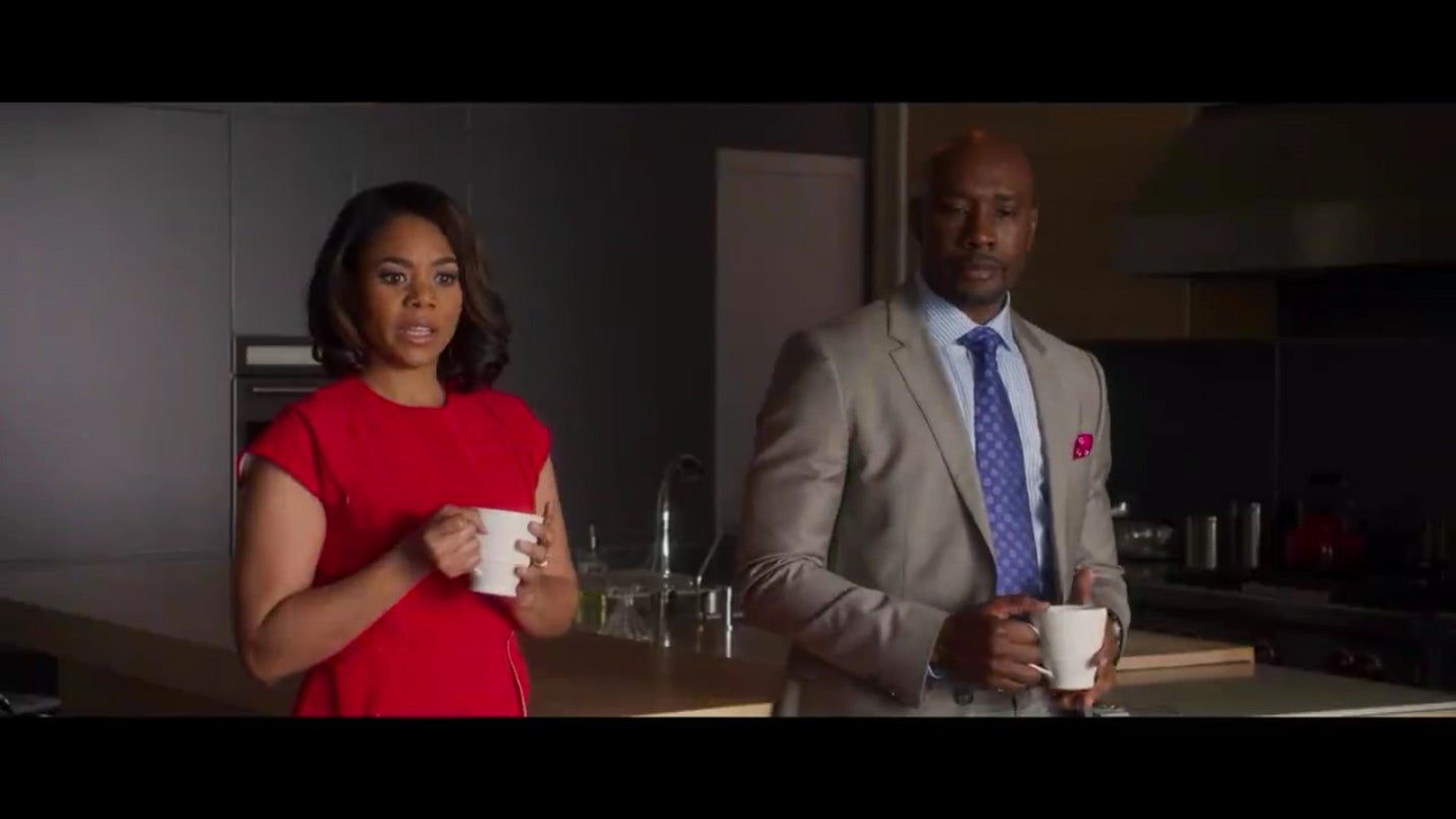 Prepare to Gasp At Regina Hall and Morris Chestnut's New Movie, 'When the Bough Breaks'