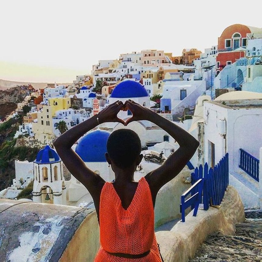 The 15 Best Black Travel Moments This Week: From Greece, With Love