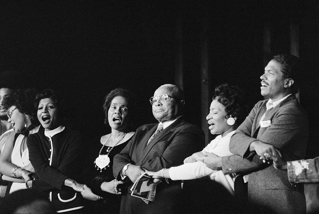 Should 'We Shall Overcome' Be Freed From Copyright Limitations?