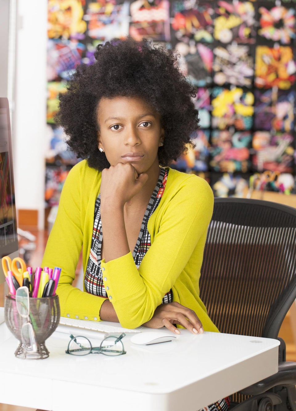 The Perception of 'Professional Hair' Is An Obstacle For Many Black Women