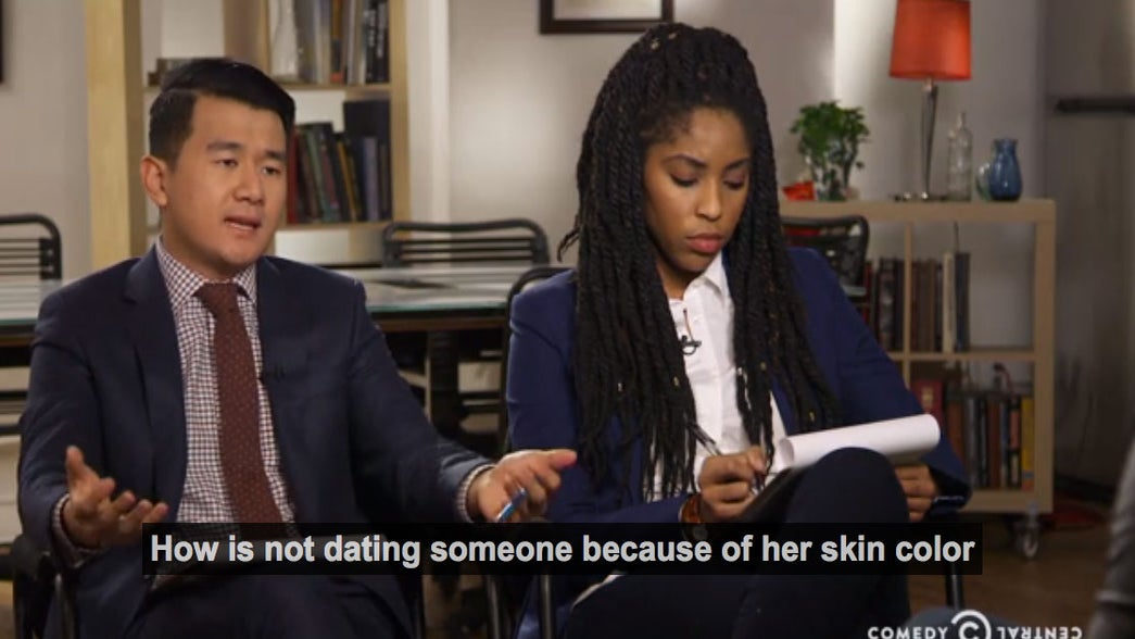 'The Daily Show' Unpacks Racism Against Black Women and Asian Men on Dating Apps