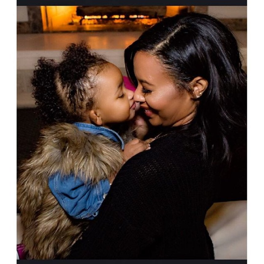 Vanessa Simmons Is All Grown Up and a Mom: See Her Sweetest Mommy Moments