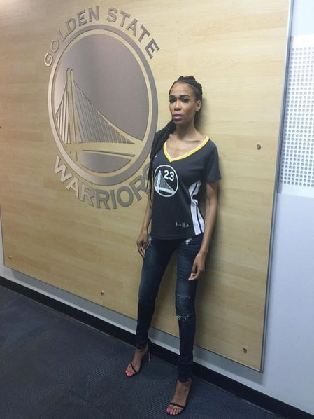 Watch Michelle Williams Slay the National Anthem at the NBA Playoffs